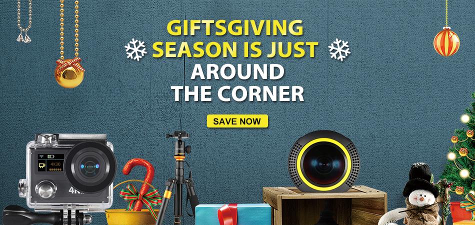 Giftsgiving  Season is Just