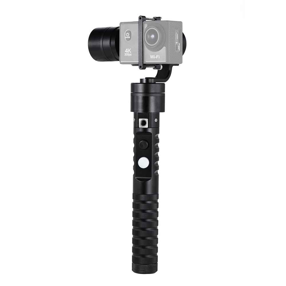 Get Extra 20% Off 3-Axis Handheld Gimbal Brushless Action Camera Gyro Stabilizer
