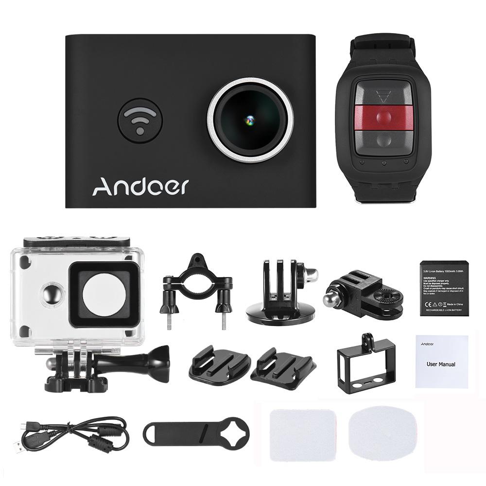 D4574B-1-3613-i1i4 Andoer AN8000 - specifiche action cam 4K