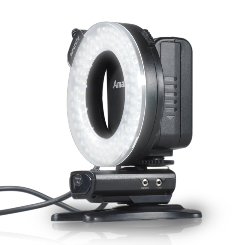Get Extra 20% Off Aputure Amaran Halo HC100 CRI 95+ LED Ring Flash Light