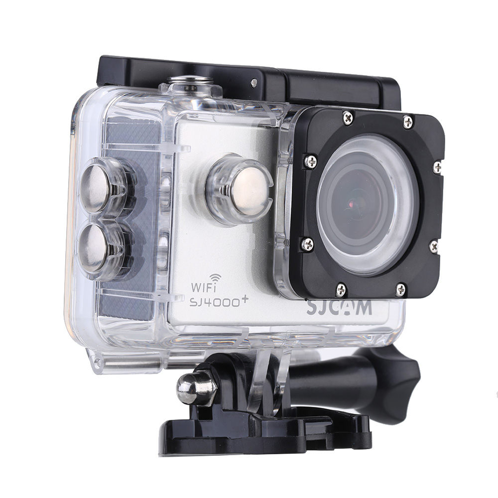 Get Extra 12% Off SJCAM SJ4000+ Plus Wifi Action Sports Camera