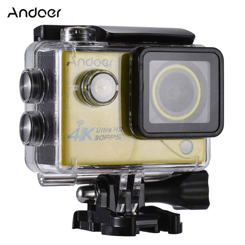 Get Extra 6% Off Andoer 4K Action Sports Camera Camcorder
