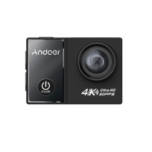 "Andoer C5 Pro 4K 1080P 120fps Full HD 16MP Action Camera Motion Detection Anti-Shake Waterproof 30m WiFi 2.0"" LCD 170 Degree Wide-angle Camcorder Cam"