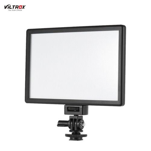 Buy Viltrox L116T Professional Ultra-thin LED Video Light Photography Fill Adjustable Brightness Dual Color Temp. Max 987LM 3300K-5600K CRI95+ Canon Nikon Sony Panasonic DSLR Camera Camcorder
