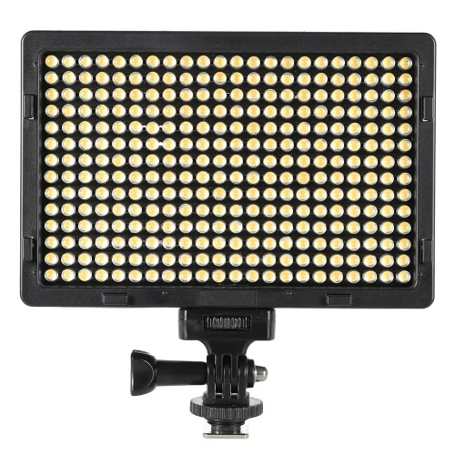 Buy PT-308S LED Video Light 5600K 2400 Lumens Dimmable Camera Fill Inset 30LEDs Ultra-thin & Portable