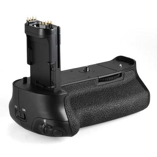 Andoer BG-1W Vertical Battery Grip Holder Replacement BG-E20 Canon EOS 5D Mark IV DSLR Camera
