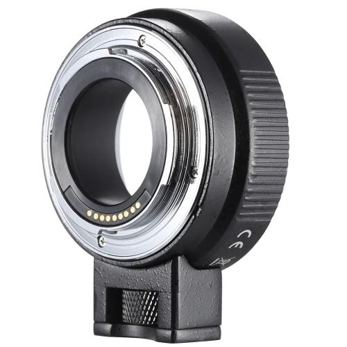 Buy Andoer EF-EOSM Lens Mount Adapter Support Auto-Exposure Auto-Focus Auto-Aperture Canon EF/EF-S Series EOS M EF-M M2 M3 M10 Camera Body Image Stability
