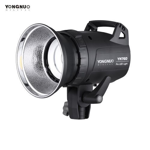 Buy YONGNUO YN760 LED Studio Lightp 5500K 8000LM CRI>95 Remote Controller Camera Camcorder