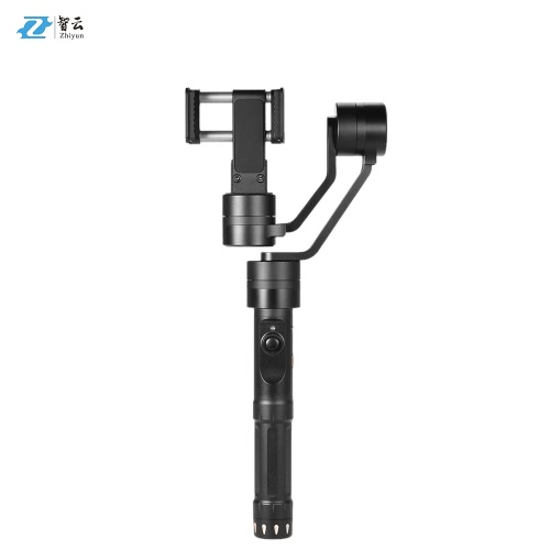 Buy Zhiyun Smooth Ⅱ 3 Axis Brushless Handheld Gimbal Stabilizer APP Control Shot Charging Vertical Shooting Panorama Smartphones' Width 55mm-81.5mm