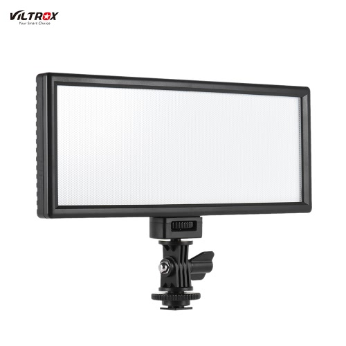 Buy Viltrox L132T Professional Ultra-thin LED Video Light Photography Fill Adjustable Brightness Dual Color Temp. Max 1065LM 3300K-5600K CRI95+ Canon Nikon Sony Panasonic DSLR Camera Camcorder