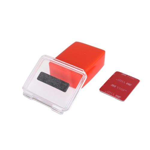 Buy Float Sponge Box Adhensive Sticker Waterproof Backdoor Case Cover Gopro Hero 4 3+ 3 Accessories