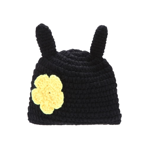 Buy Baby Infant Little Bee Crochet Knitting Costume Soft Adorable Clothes Photo Photography Props 0-6 Month Newborn