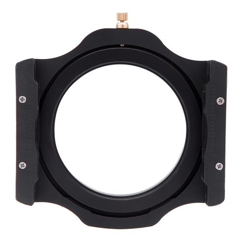 Buy 100mm Square Filter Holder 77mm Adapter Ring Metal Lee Hitech Singh-Ray Cokin Z Series