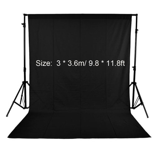 Buy Photography Studio Video 3 * 3.6m/ 9.8 11.8ft Nonwoven Fabric Backdrop Background Screen