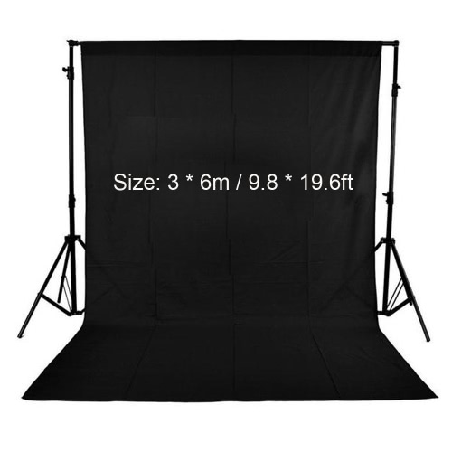 Buy Photography Studio Video 3 * 6m / 9.8 19.6ft Nonwoven Fabric Backdrop Background Screen