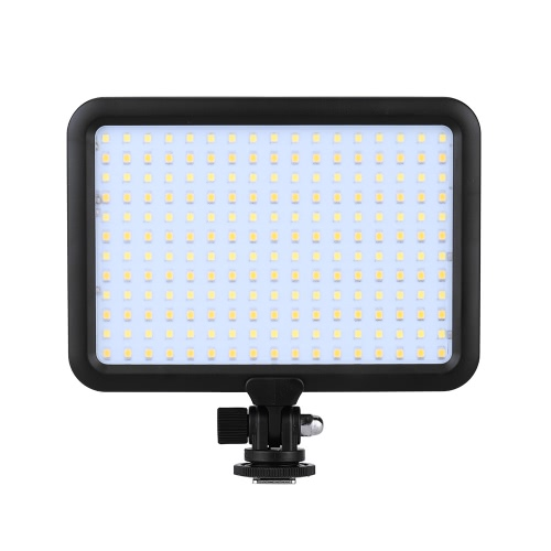 Buy Triopo TTV-204 Ultra Thin Photographic Equipment LED Camera Video Light Lamp Panel 3200K~5500K Dimmable Canon Nikon Pentax DSLR Camcorder Fit Sony NP-F NP-FM NP-H Series Battery AA Pack