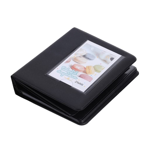 Buy 64 Pockets Picture Album Case Photo Candy Color Mini Fuji Instax & Name Card 7s 8 25 50s 90 LG PD233 PD221 PD239