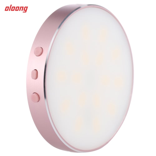Buy Oloong Universal Portable Mini 16 LED Selfie Flash Light Lamp Speedlite Support Sync Enhancing Dimmable Fill-in Night Using iPhone Samsung HTC Huawei LG iPad iPod Tablet Smartphone