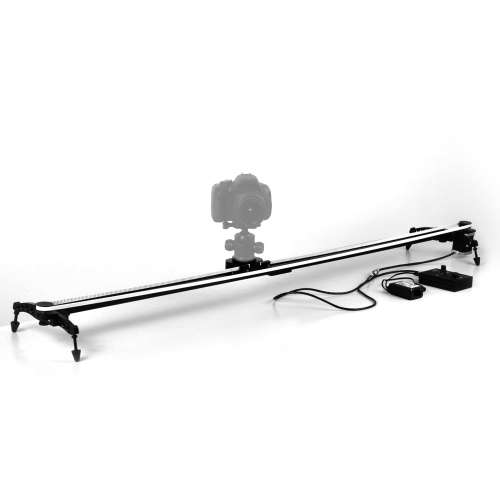 Buy Commlite ComStar Electronic Motorized Camera Track Video Slider Stabilization Cinema Film Time Lapse