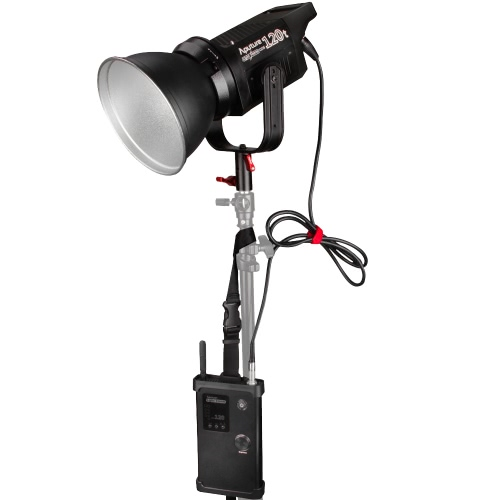 Buy Aputure Light Storm COB 120t CRI97+ 3000K 135W LED Video Portable Continuous Studio Photography Location Bowens Mount V-Mount Plate
