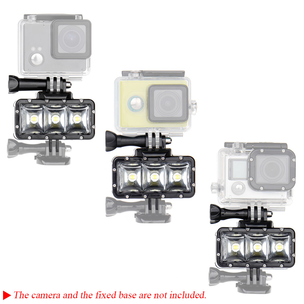 mini portable led tauchen video zahlenw rtern licht lampe. Black Bedroom Furniture Sets. Home Design Ideas