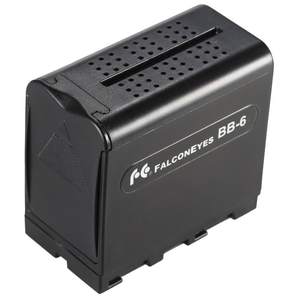 Batteria della batteria di caso del pacchetto della batteria di BB-6 6pcs AA come batteria della ...