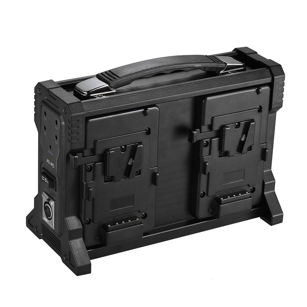 Andoer Ad 4ks 4 Channel Camcorder Battery Charger For V