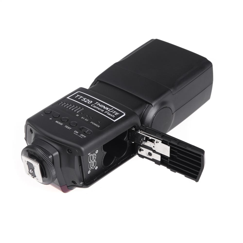 Godox tt520 flash speedlite lcd cran pour appareil photo for Ecran appareil photo canon