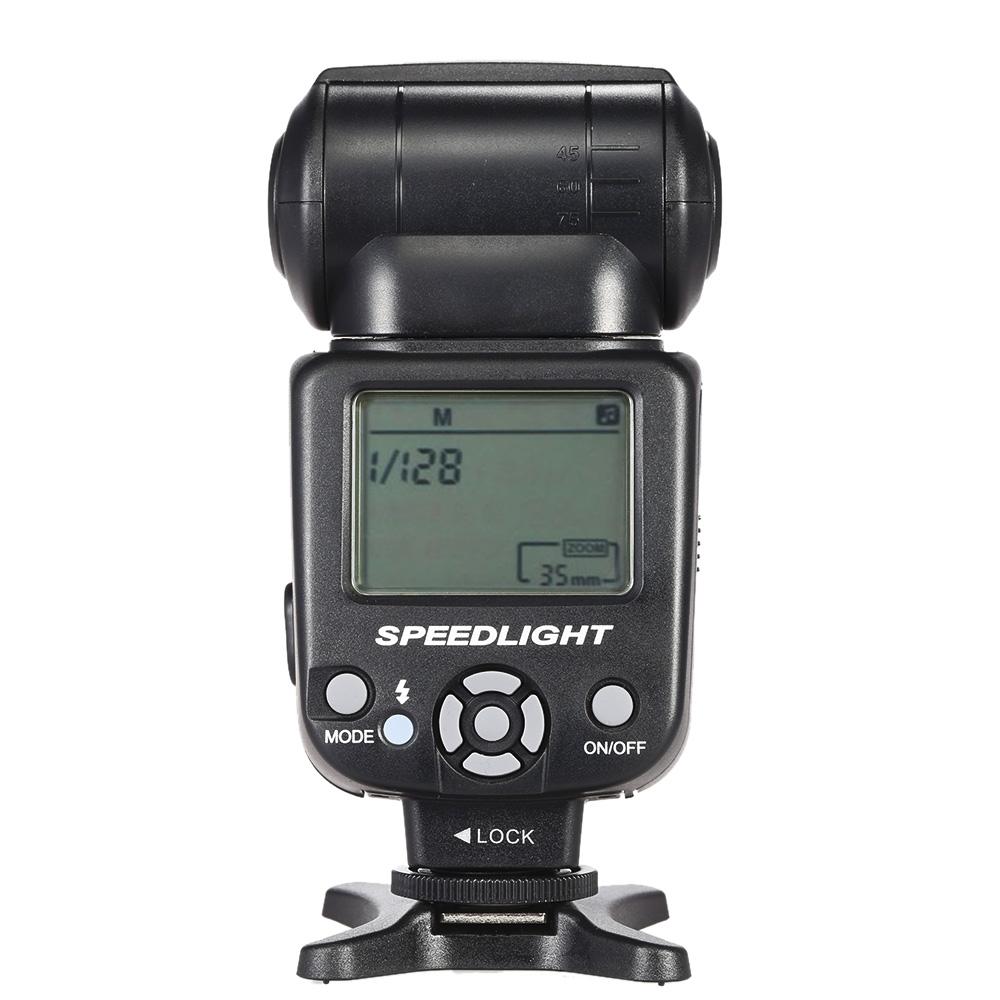 TRIOPO TR 950 Speedlite Blitzlicht Fur Nikon Canon Pentax
