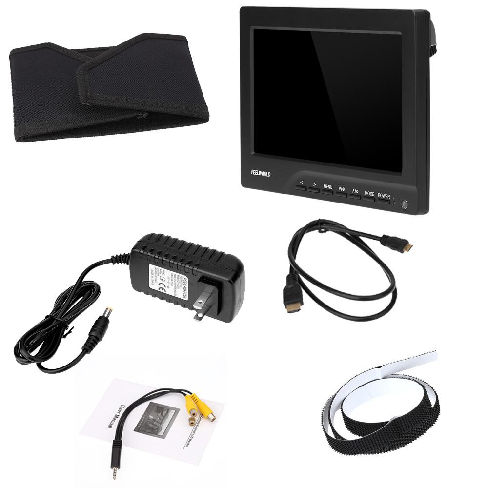 FEELWORLD FW689 HD F970 7 Auf Kamera Feld Monitor 1080p