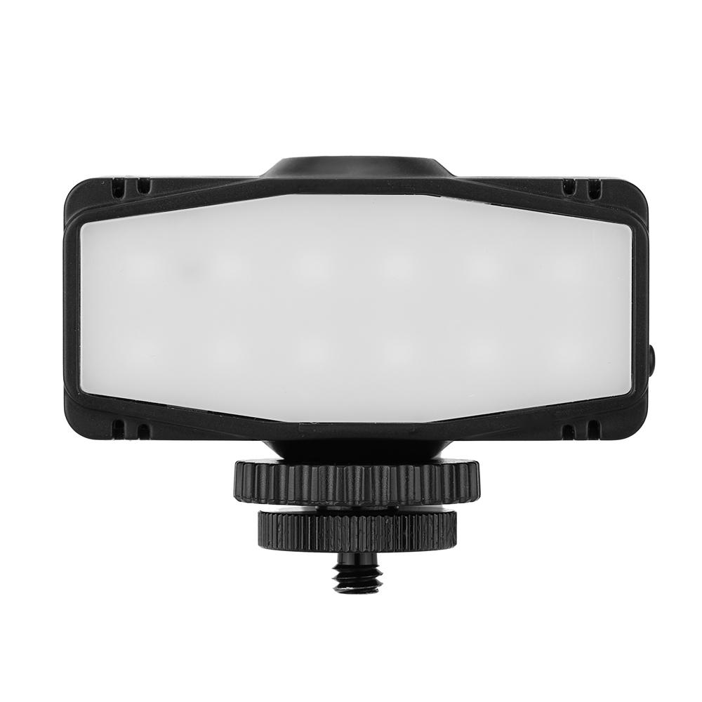 tolifo hf1201 photographie lumi 232 re d appoint 12 led 4 modes pour nikon sony canon appareils