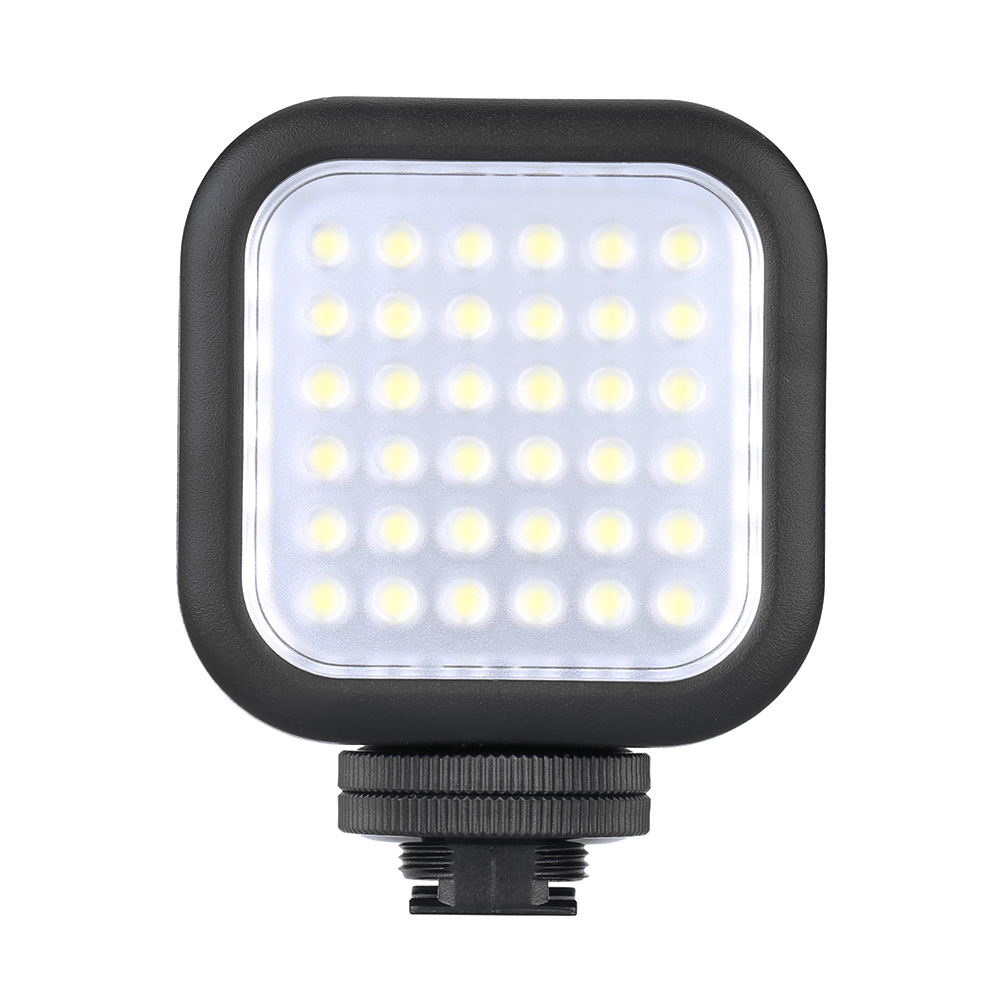 godox led36 video light 36 led leuchten f r dslr kamera. Black Bedroom Furniture Sets. Home Design Ideas