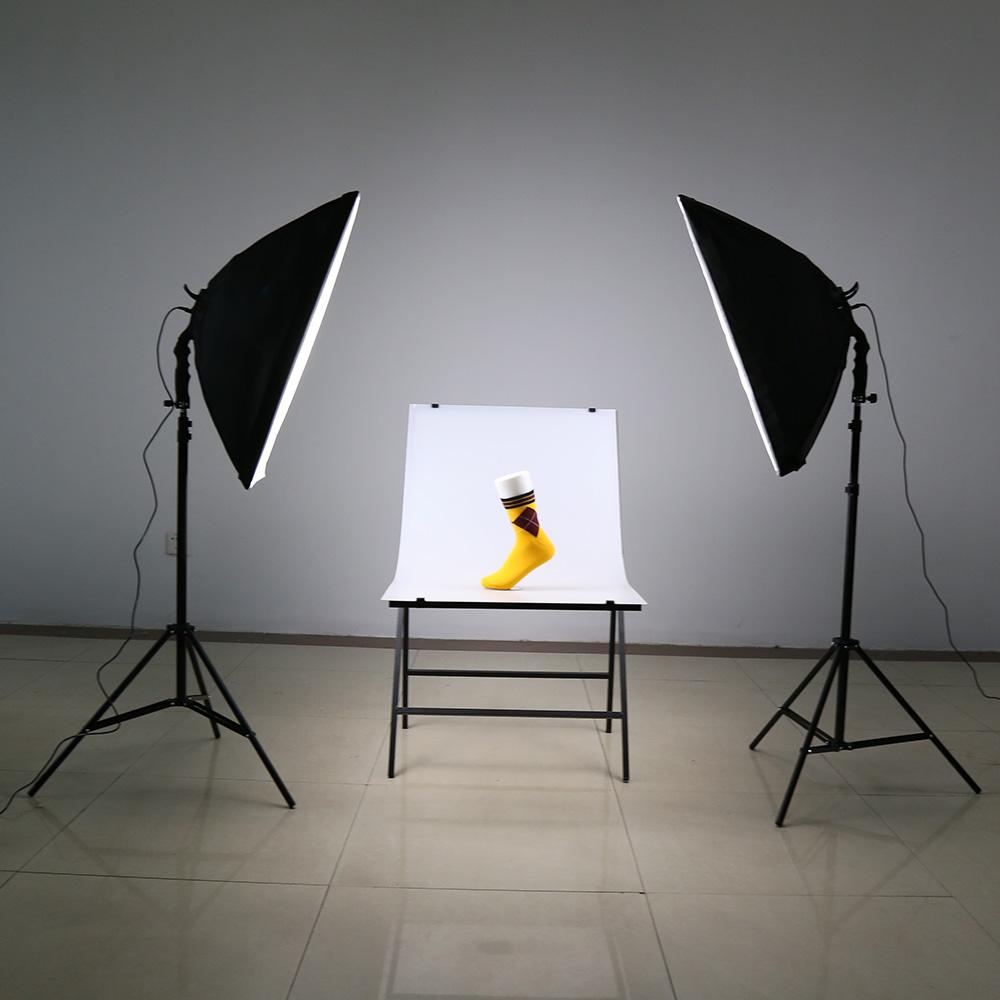 Andoer LED Photography Studio Lighting Light Kit With 2