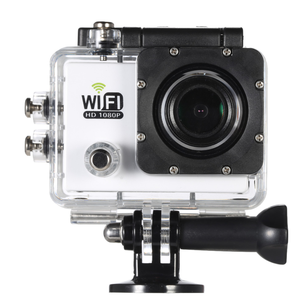 "SJ6000 Full HD Wifi Action Sports Camera DV Cam 2.0"" LCD ..."